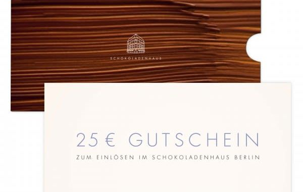 25 Euro Gutschein von Rausch