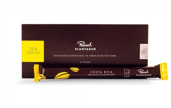 Costa Rica 75% Schokolade von Rausch