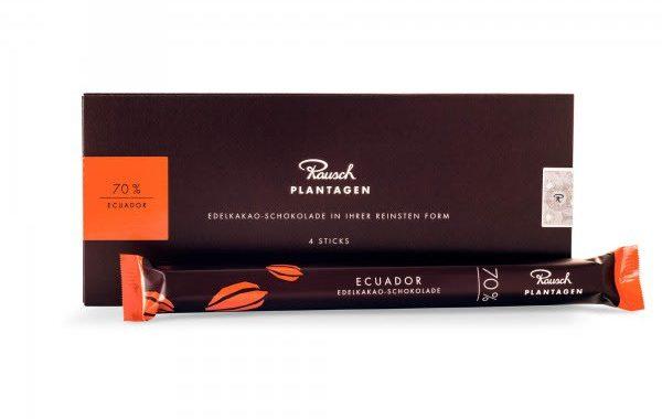 Ecuador 70% Schokolade von Rausch