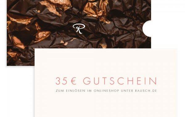 Gutschein 35 Euro von Rausch