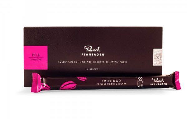 Trinidad 80% Schokolade von Rausch